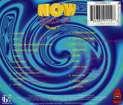 Now Dance 94 V2 r
